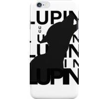 Lupin Remus Animagus iPhone Case/Skin