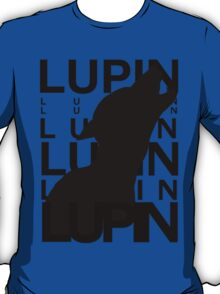 Lupin Remus Animagus T-Shirt
