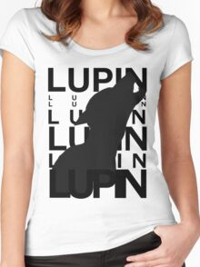 Lupin Remus Animagus Women's Fitted Scoop T-Shirt