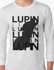 Lupin Remus Animagus Long Sleeve T-Shirt