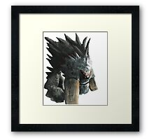 How to train your dragon - Alpha Framed Print