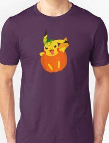 Pumpkinchu Pokemon Halloween T-Shirt
