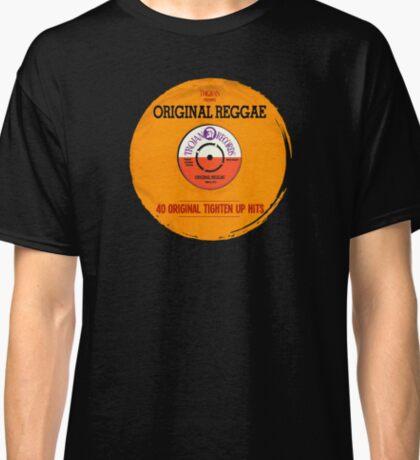 ORIGINAL REGGAE VINYL Classic T-Shirt