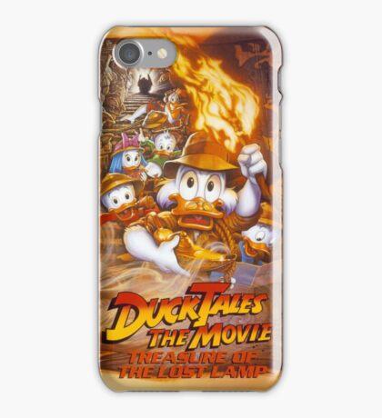 Ducktales iPhone Case/Skin