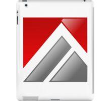 abstract-logo-A-alphabet iPad Case/Skin