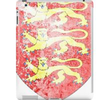 England Coat of Arms iPad Case/Skin