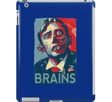 ZOMBAMA BRAINS iPad Case/Skin