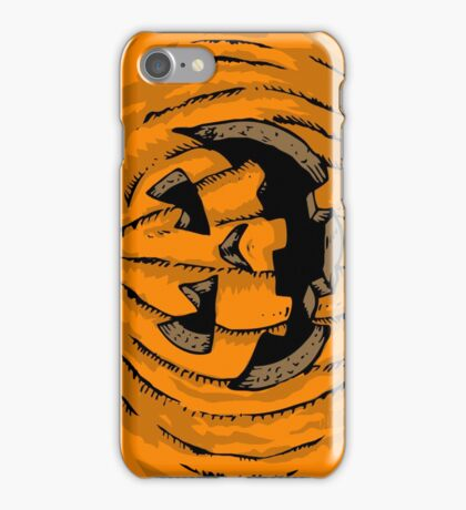 Jack Oh Lantern iPhone Case/Skin