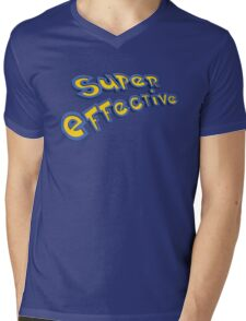 Super Effective Mens V-Neck T-Shirt