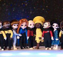Teeny Trek by visualsteno