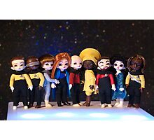 Teeny Trek Photographic Print