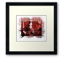 Robert Johnson Framed Print
