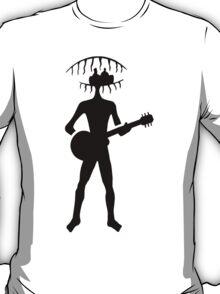 Guitar Guy - Eyepeople T-Shirt