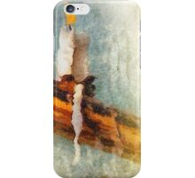 A Candle for Van Gogh... iPhone Case/Skin