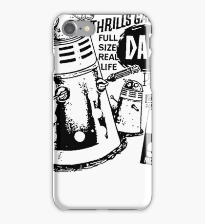 dalek playsuit iPhone Case/Skin