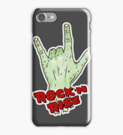Rock'n'Rise SC iPhone Case/Skin