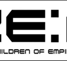 ZE:A Sticker