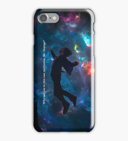 Vast multiverse...  iPhone Case/Skin