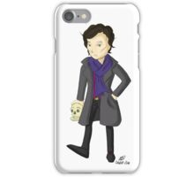 Sherlock and friend iPhone Case/Skin