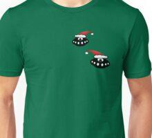 Christmas UFO's Unisex T-Shirt
