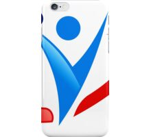 active-fitness-logo iPhone Case/Skin