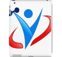 active-fitness-logo iPad Case/Skin