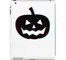 3D Jack O' Lantern iPad Case/Skin