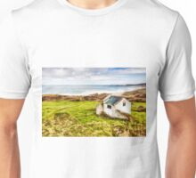 White Park Bay Cottage Unisex T-Shirt