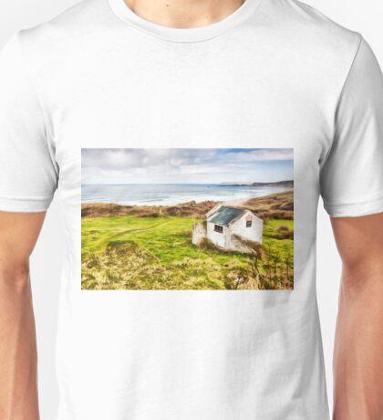 White Park Bay Cottage Unisex T-Shirt