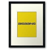 Big Bang 1 Framed Print