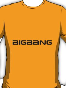 Big Bang 1 T-Shirt