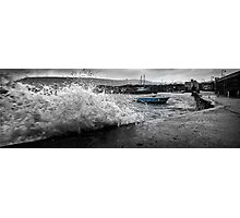 Carnlough Blues Photographic Print