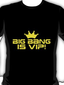 Big Bang VIP 1 T-Shirt