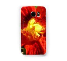 Fiery Mouth Samsung Galaxy Case/Skin