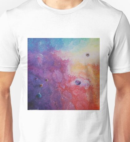 Liquid Space Unisex T-Shirt