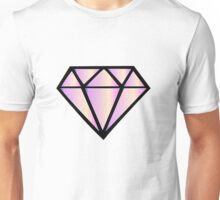 Diamond Scattered (Multiple) Unisex T-Shirt