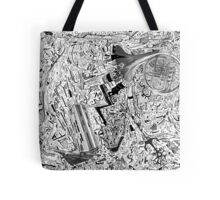 Intersection 14 Tote Bag