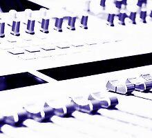 Mixing Console by Henrik Lehnerer