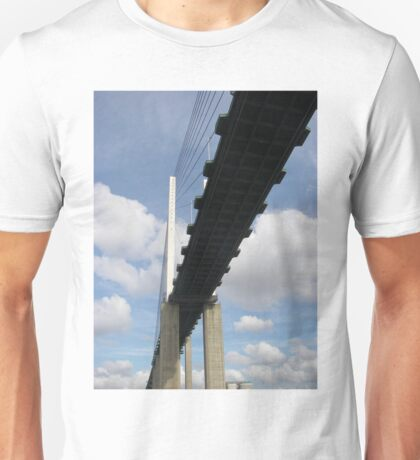 The QE2 Bridge Unisex T-Shirt