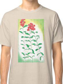Lingonberries vector Classic T-Shirt