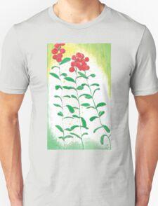 Lingonberries vector Unisex T-Shirt