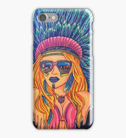 Sexy Chief  iPhone Case/Skin