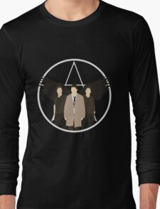 Supernatural: Always Together Long Sleeve T-Shirt