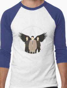 Supernatural: Always Together Men's Baseball ¾ T-Shirt