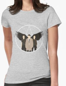 Supernatural: Always Together Womens Fitted T-Shirt