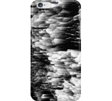 BW Abstract Leaf II iPhone Case/Skin