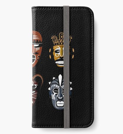 TRibals iPhone Wallet/Case/Skin