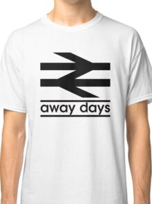 Away Day Culture Classic T-Shirt