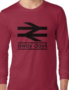Away Day Culture Long Sleeve T-Shirt