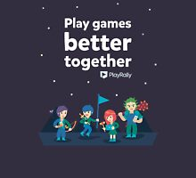 Play Games Better Together - Blue Team Unisex T-Shirt